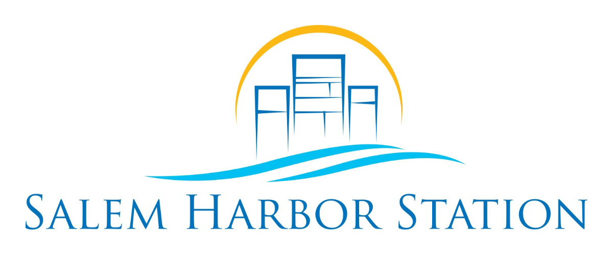 Salem Harbor Station logo